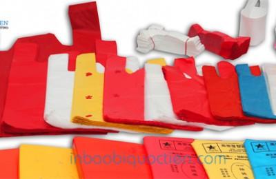 Các loại túi nilon đựng hàng thịnh hành trên thị trường