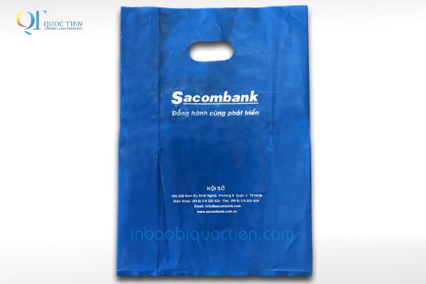 In Bao Bì Quốc Tiến - In túi xốp ngân hàng giá rẻ 1