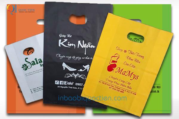 In Bao Bì Quốc Tiến - Hồn của sản phẩm nằm trên bao bì