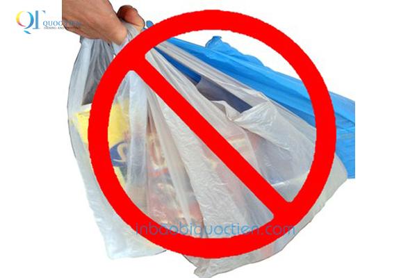 In Bao Bì Quốc Tiến - Sử dụng túi nilon đúng cách hơn